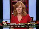 Liz Claman, Fox Business News - leggy (9-17-08)
