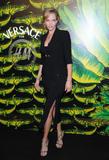 Ума Турман, фото 1091. Uma Thurman Versace for H&M Fashion event at the H&M on the Hudson on November 8, 2011 in New York City, foto 1091