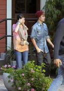 th 55722 Selena24 123 350lo Selena Gomez   at a restaurant in Hollywood 01/10/2012