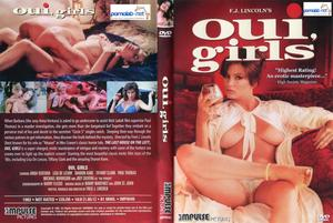Oui,Girls / Да,Девчонки (Fred J. Lincoln (as F.J. Lincoln), F.J. Lincoln Production / Impulse Pictures) [1981 г., All Sex,Classic, DVDRip]
