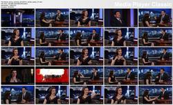 Rachel Weisz @ Jimmy Kimmel Live 2013-02-14