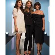 Shiri Appleby - Project Runway Guest Judge X4