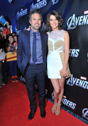 Cobie Smulders - The Avengers premiere @ Toronto - April 30, 2012