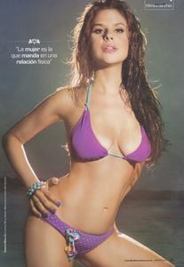 Monica Sanchez sexy Maxim