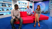 Suzi Perry | The Gadget Show 06/09/10 *Legs* | MU & RS | 38MB