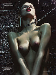 Vogue Magazine (2010) Russia