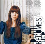 Mary Elizabeth Winstead ::::: Nylon For Guys Magazine (x1 HQ)