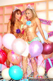 Кристин Мендоза, фото 182. Christine Mendoza & Pam Rodriguez-B'day Girls, foto 182