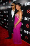 Ashanti shows cleavage at BET Debra Lee Pre-Party Dinner in Los Angeles