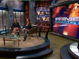 Barbara Bermudo, Satcha Pretto - Univision, Primer Impacto -Bare legs, Sheer black hosed - VideoClip