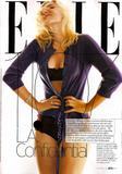 Scarlett Johansson Elle Magazine November Pictures
